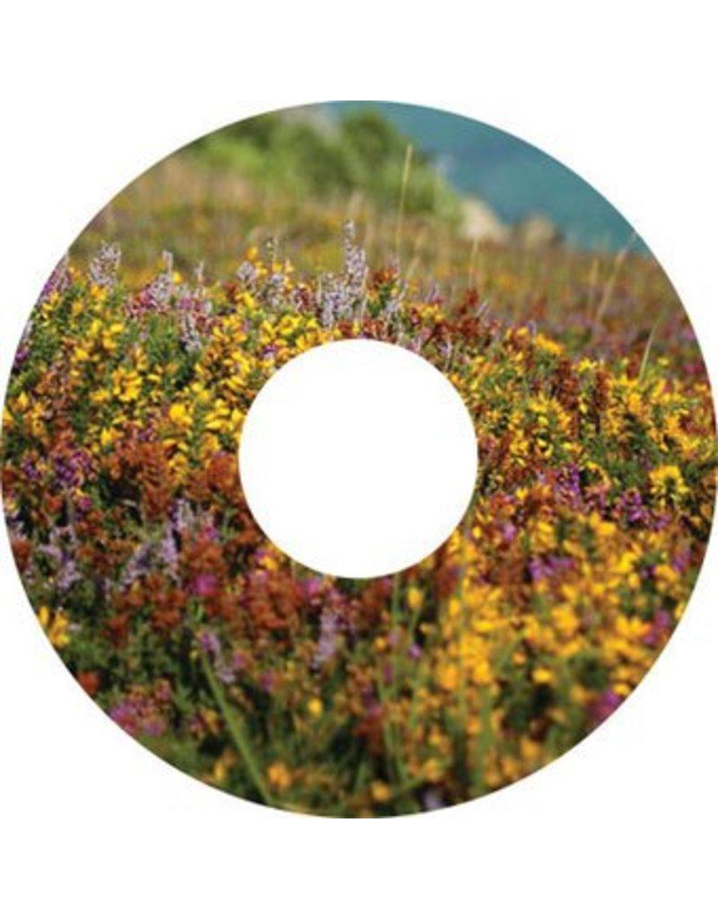 Pegatina protector de radios duna flores