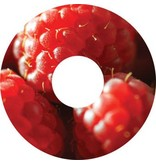 Spoke protector sticker Raspberry