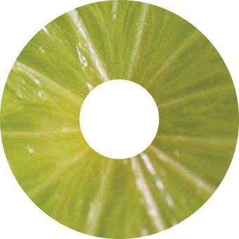 Autocollant protège-rayon Fruit autocollant