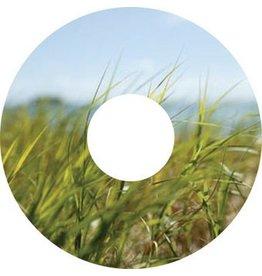 Spaakbeschermer sticker Gras