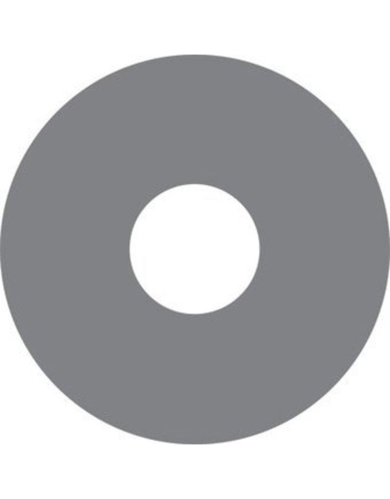 Spaakbeschermer sticker Grijs