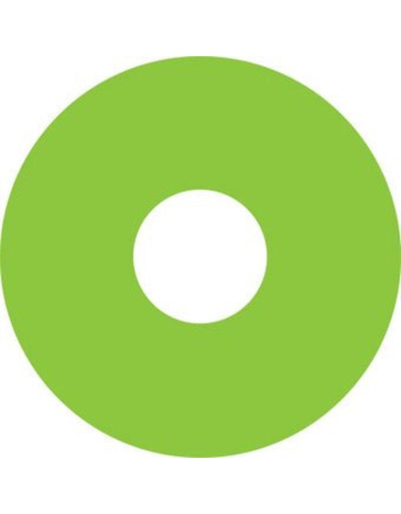 Spaakbeschermer sticker Groen