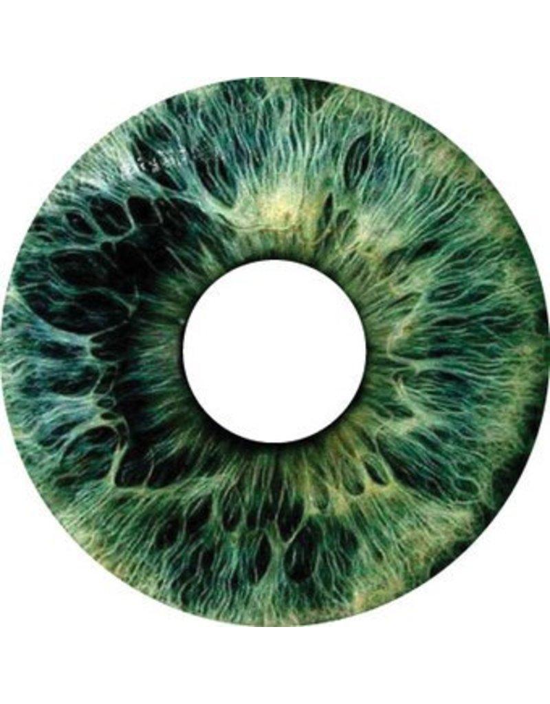 Spaakbeschermer sticker Iris grijs