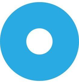 Spaakbeschermer sticker lichtblauw