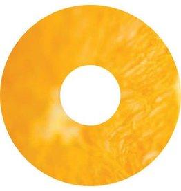 Spaakbeschermer sticker mandarijn
