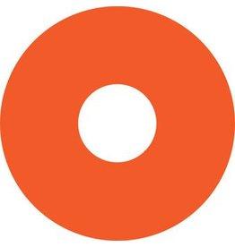 Spaakbeschermer sticker Oranje
