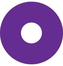 Pegatina protector de radios violeta