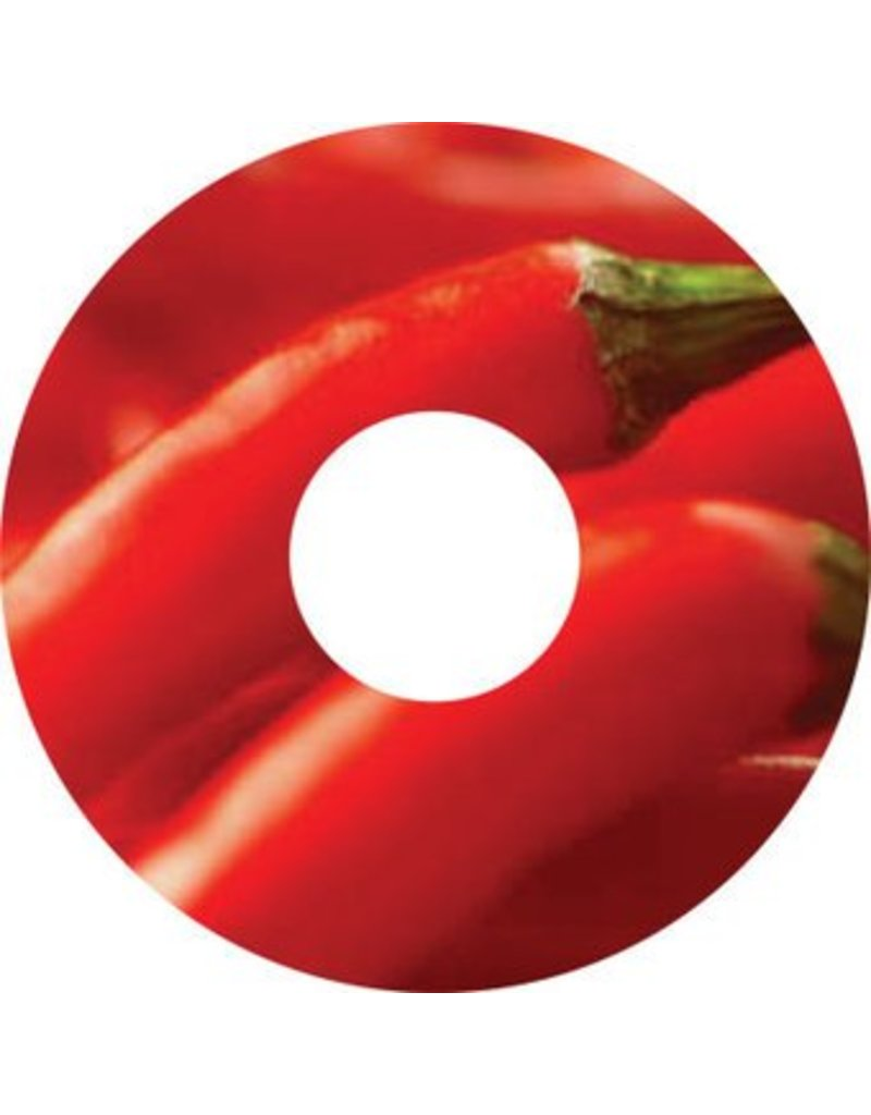 Spoke protector sticker Peppers