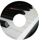 Autocollant protège-rayon piano autocollant