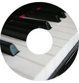 Pegatina protector de radios piano