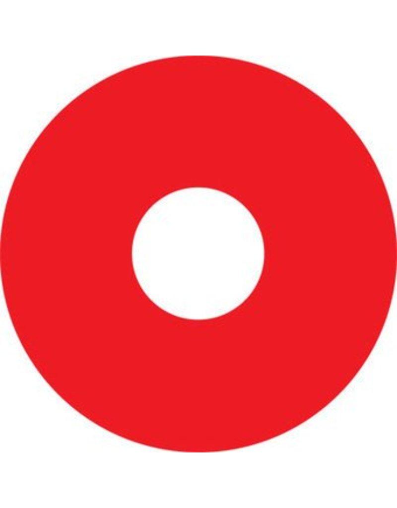 Speichenschutz Sticker Rot