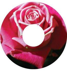 Speichenschutz Sticker Rose