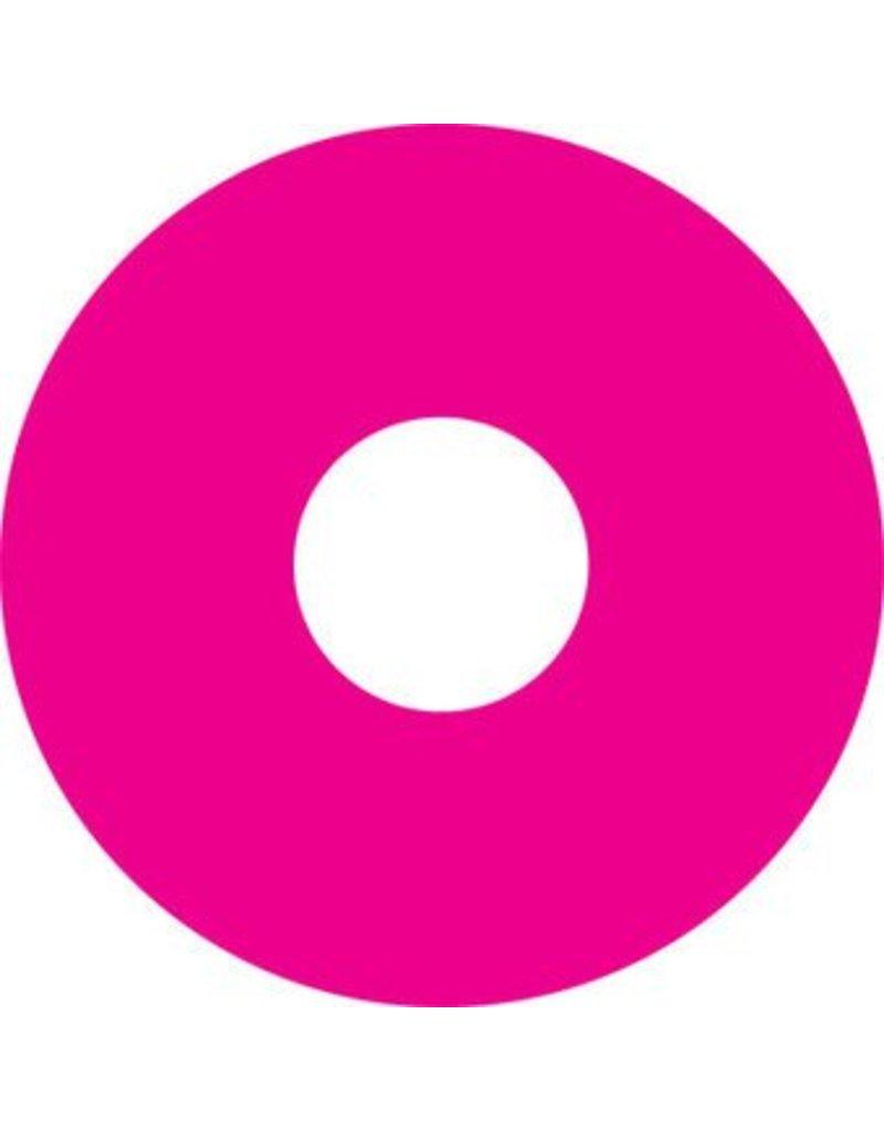 Spoke protector sticker Pink
