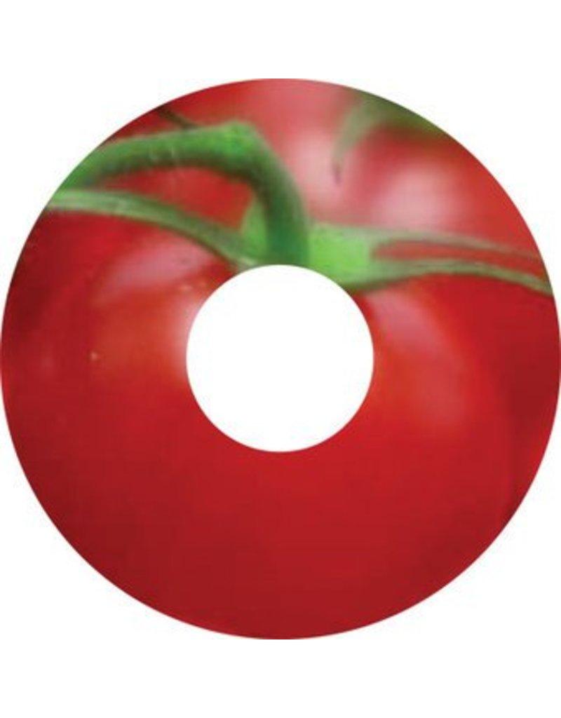 Pegatina protector de radios tomate