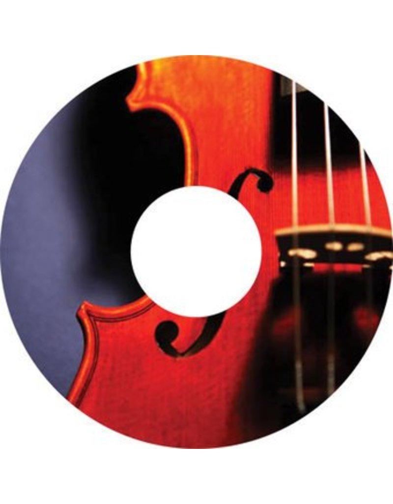Pegatina protector de radios violín