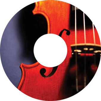 Spoke protector sticker Violin