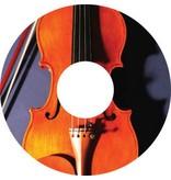 Speichenschutz Sticker Violine 2
