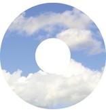 Autocollant protège-rayon nuages autocollant