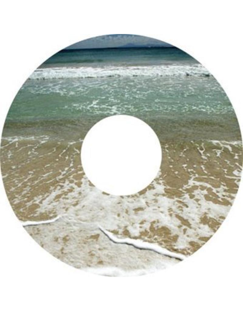 Spoke protector sticker Sea