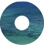 Spaakbeschermer sticker Zee water