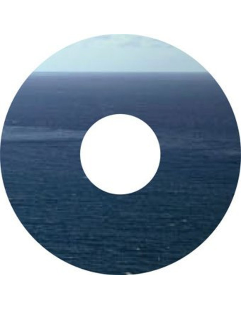 Spaakbeschermer sticker zee zicht