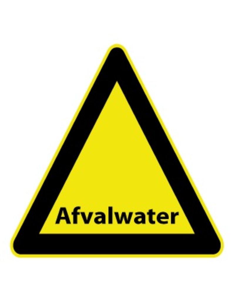 Abwasser Sticker