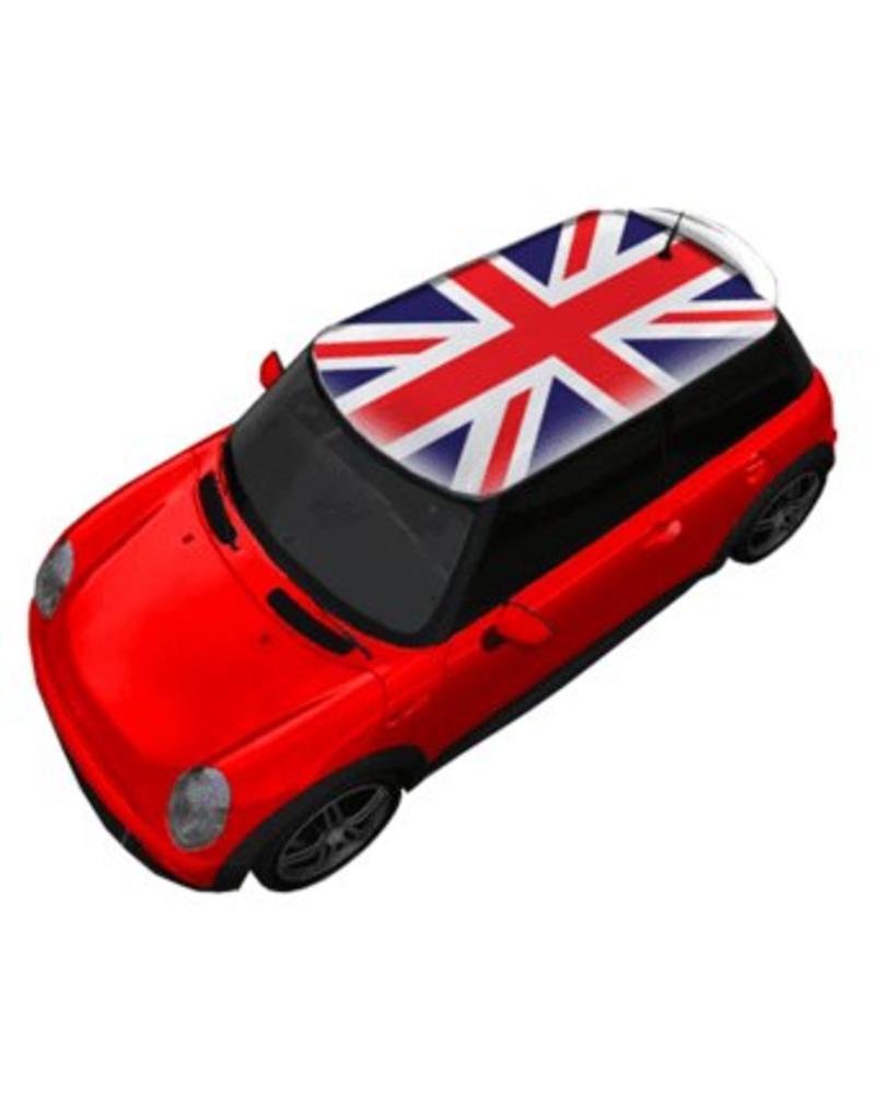 Dachsticker Großbritannien Flagge