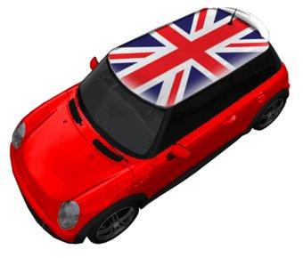 Dak sticker vlag Groot-Brittannië
