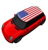 Dak sticker vlag VS