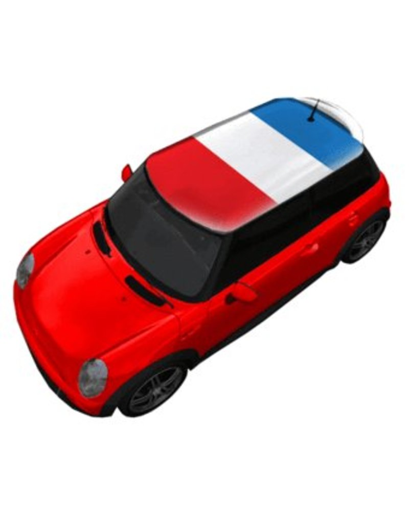 Roof Sticker Flag France
