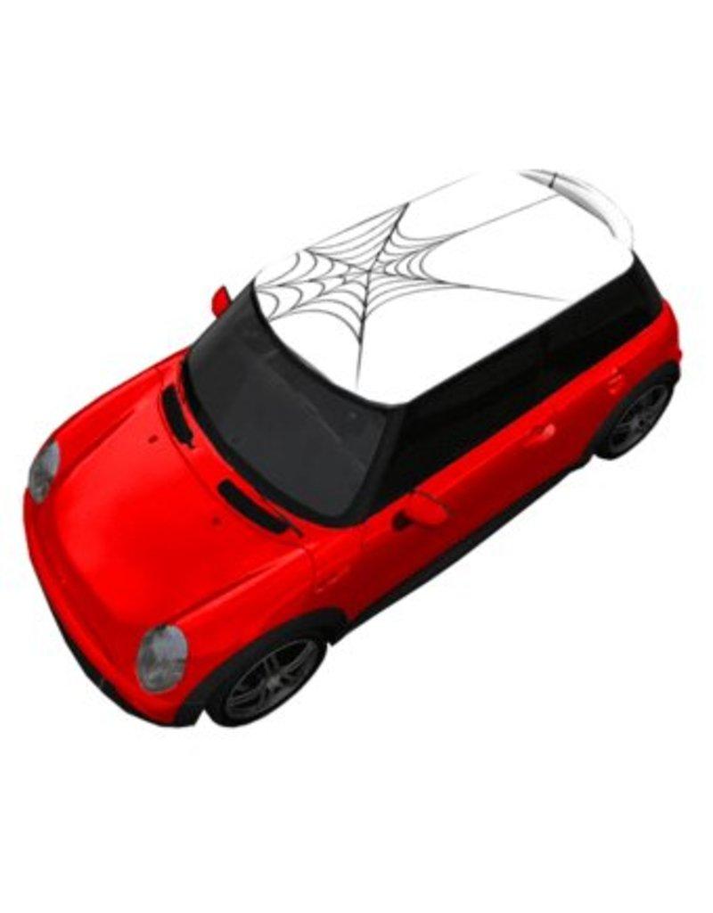 Roof sticker Spider's Web