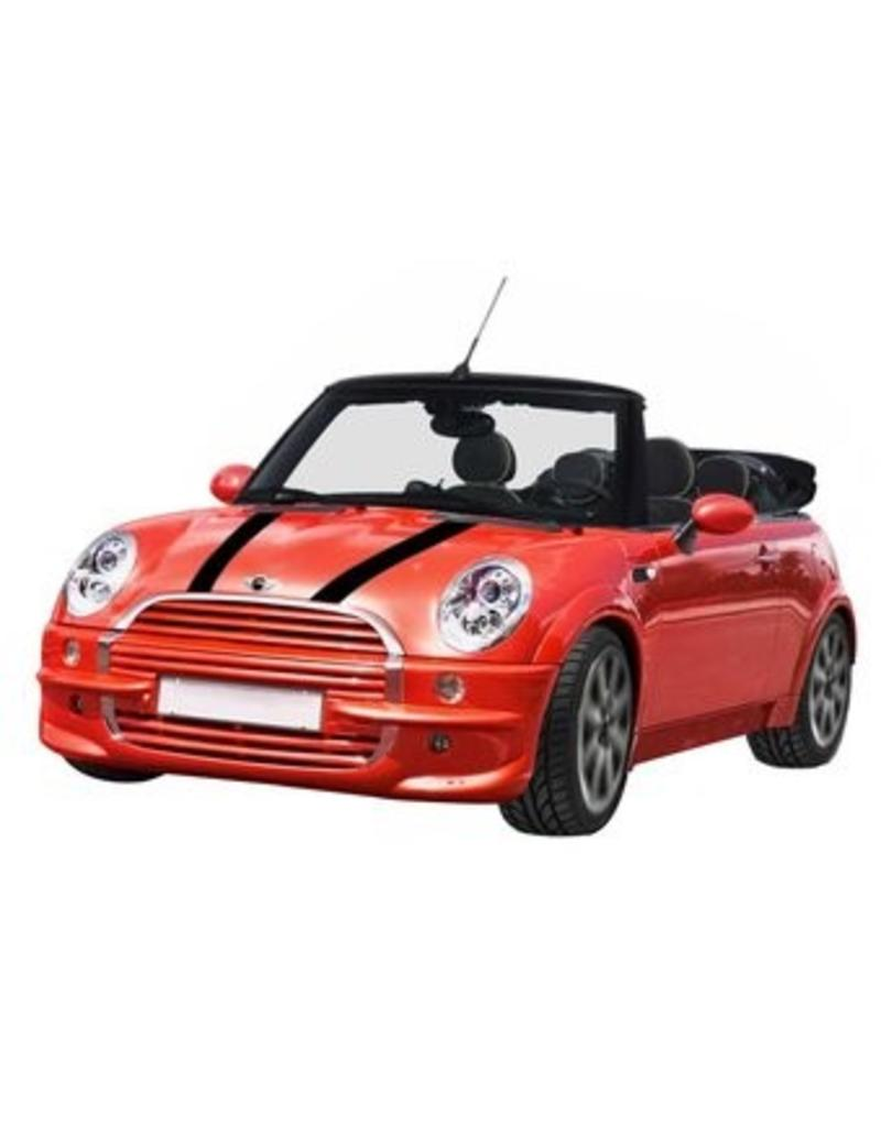 Mini striping (bonnet) 2