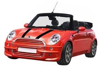 Lineas Mini Cooper 2