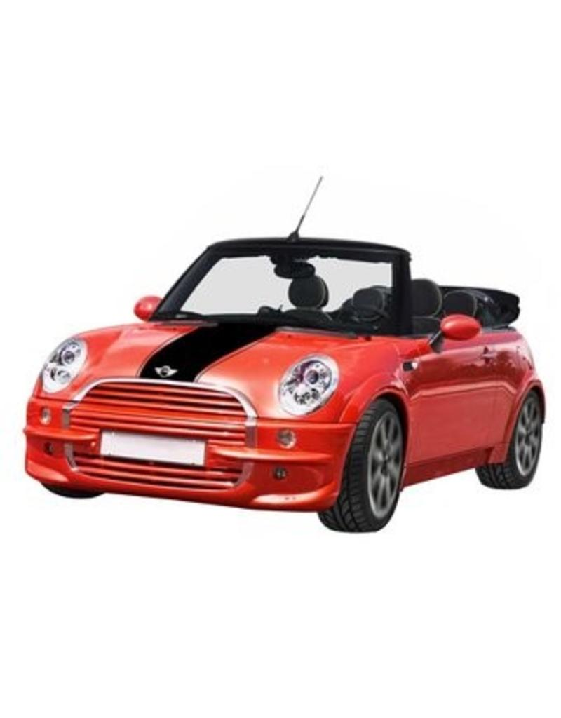 Mini striping (bonnet) 4