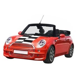 Mini striping (bonnet) 5