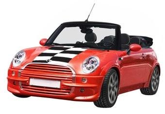 Mini striping (bonnet) 5