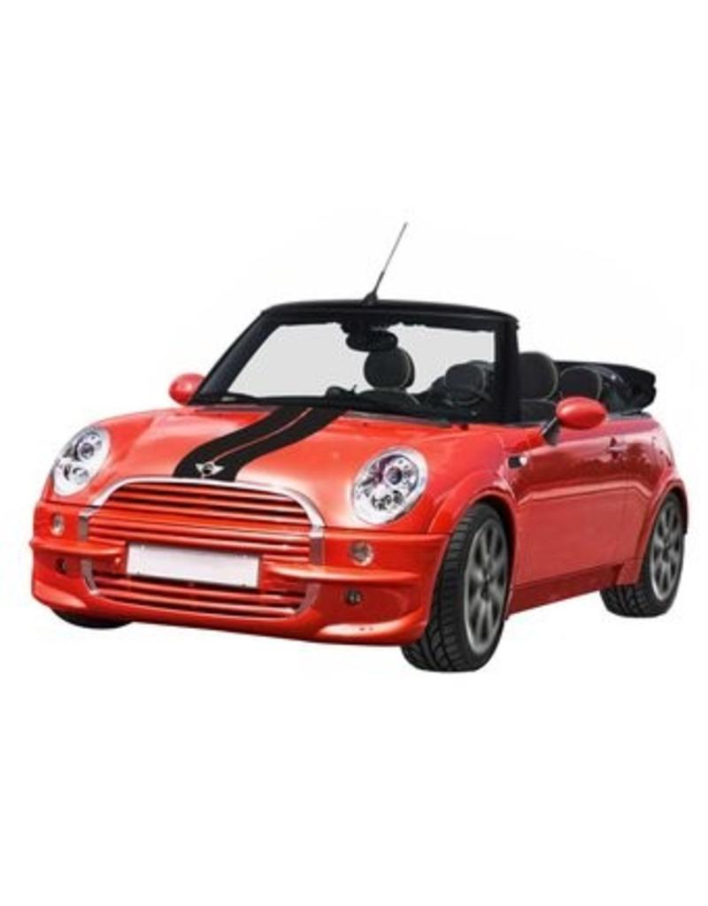 Mini striping (bonnet) 6