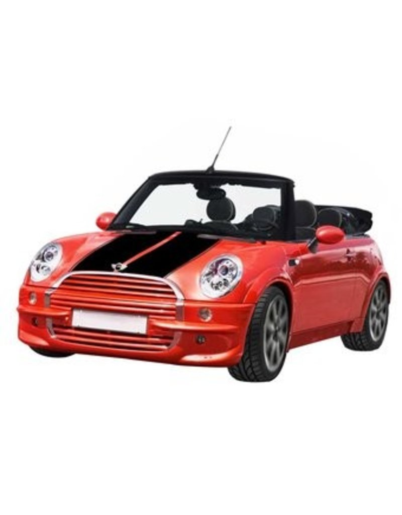 Mini striping (bonnet) 7