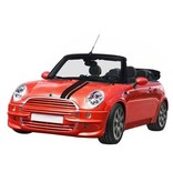 Mini striping (Motorhaube) 8