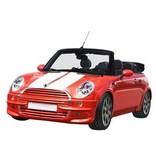 Mini striping (Motorhaube) 9