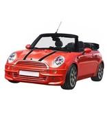 Mini striping (Motorhaube) 11