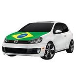 Autocollant de capot Brésilien