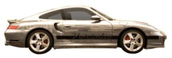 Porsche nombre y linea