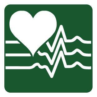 Heart Beat Sticker