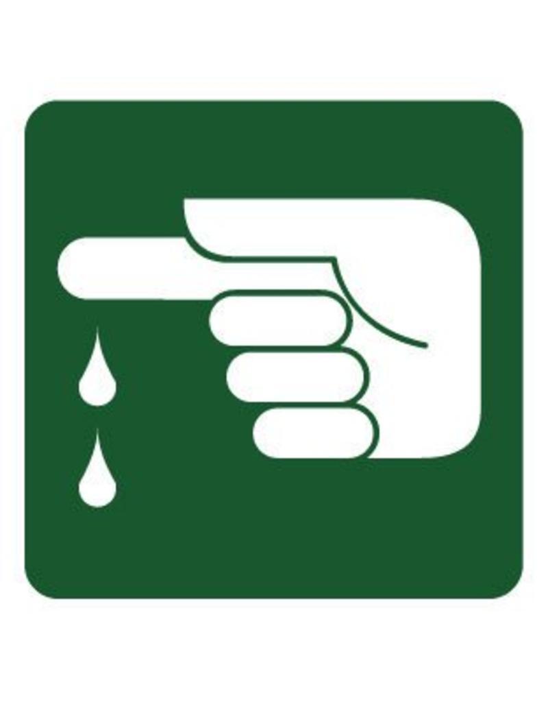 Verwondingen Sticker