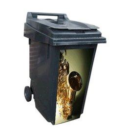 Autocollant de Saxophone conteneur