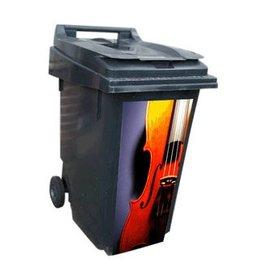 Violin container Sticker
