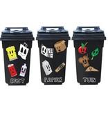 Busura 3 contenedor pegatinas