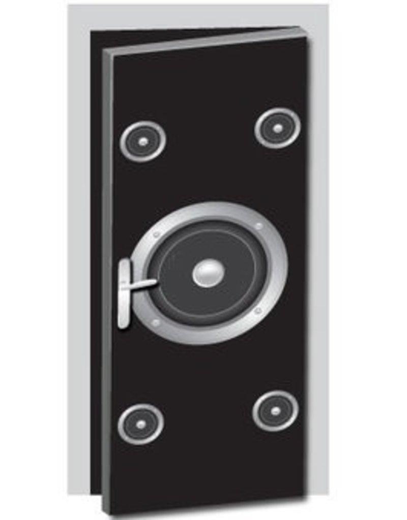 Boxes Door sticker