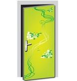 Schmetterlinge Tür Aufkleber
